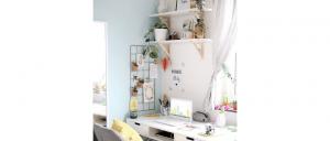 Mejores prácticas para un espacio productivo de trabajo en casa