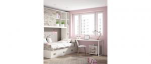 Antes y después: el dormitorio de un adolescente