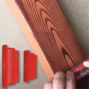 Cómo pintar grano de madera de imitación fácil