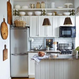 Trucos para maximizar el espacio en cocinas pequeñas
