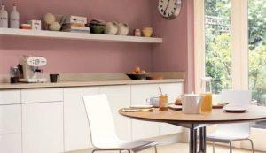 Colores de pintura de moda para la cocina