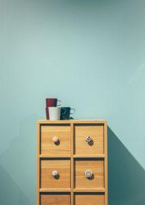 Aceitar muebles de madera