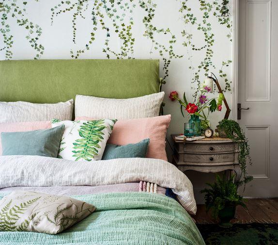 Habitaciones Verdes