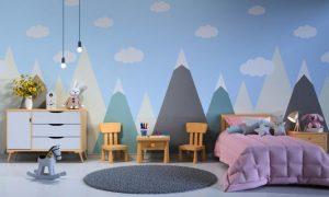 Ideas para pintar una habitación infantil
