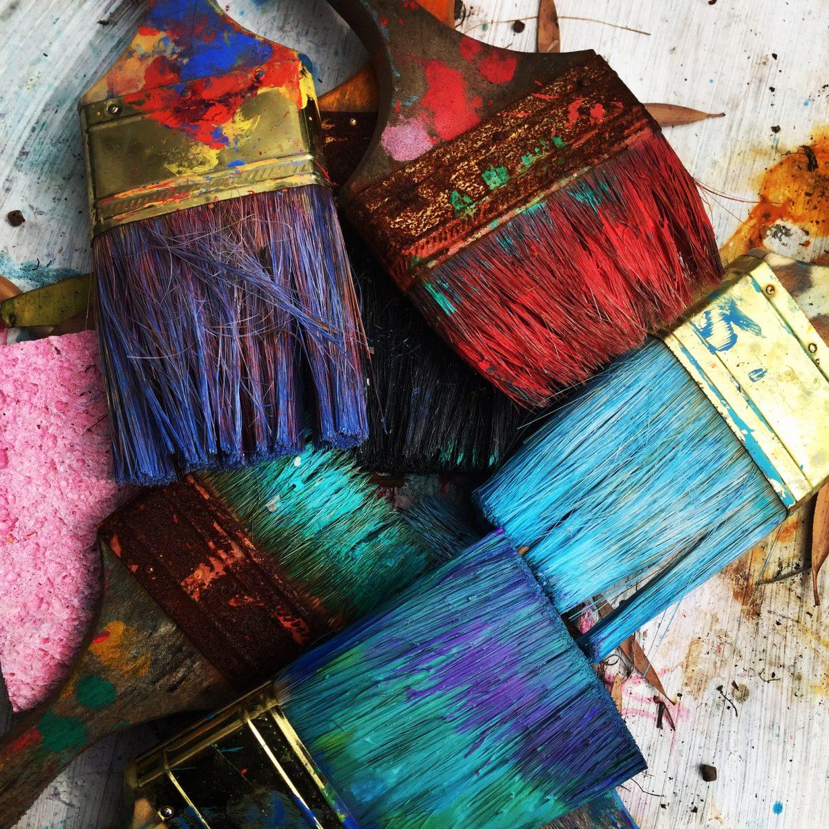 Cómo crear una paleta de colores para tu hogar