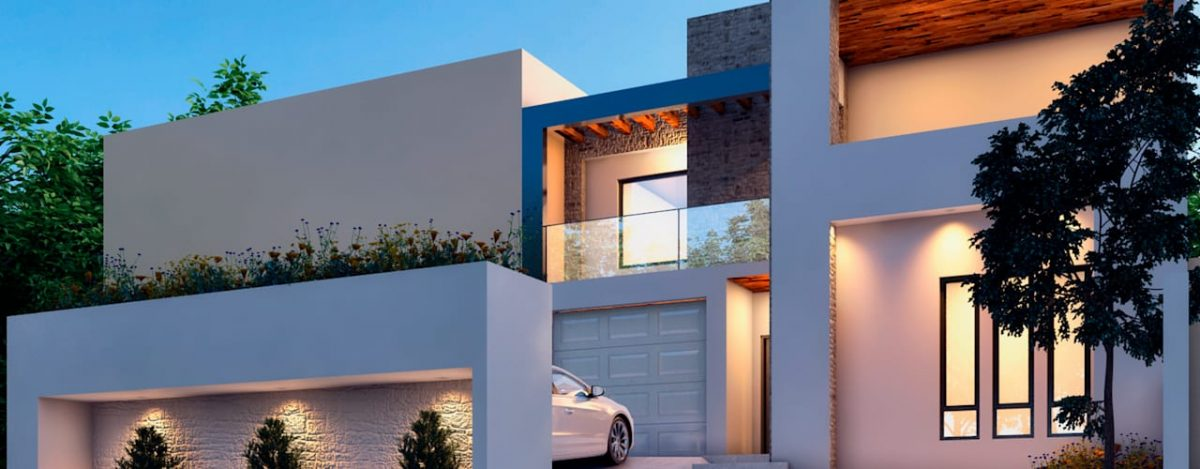 casa al elegir el color exterior de tu hogar