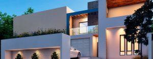 Cómo elegir el color exterior de tu hogar