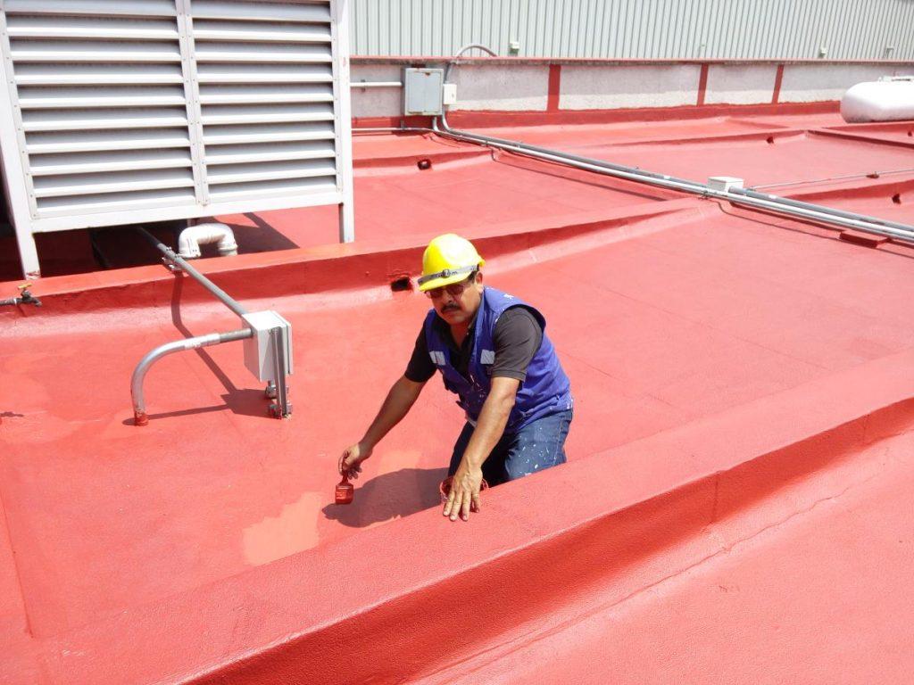 Errores al impermeabilizar tu techo