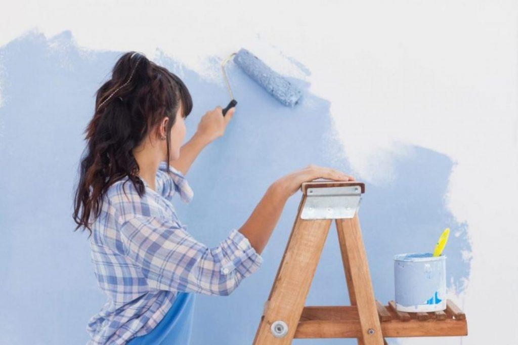 pintura blanca