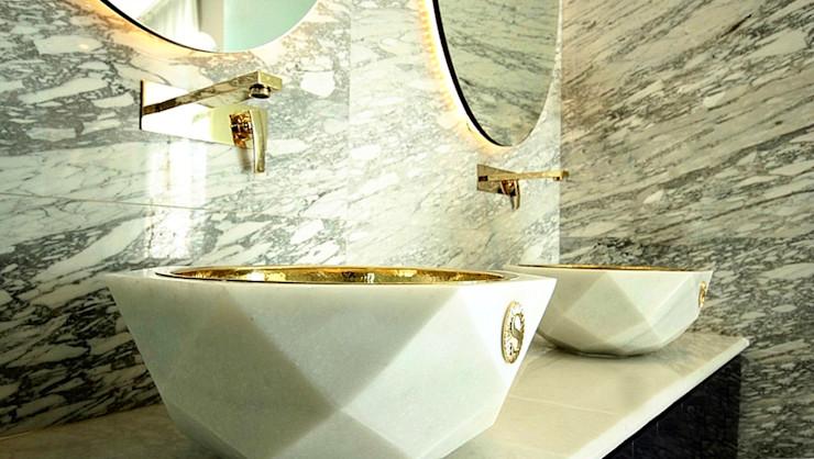 Ideas para baños tradicionales que nunca pasan de moda