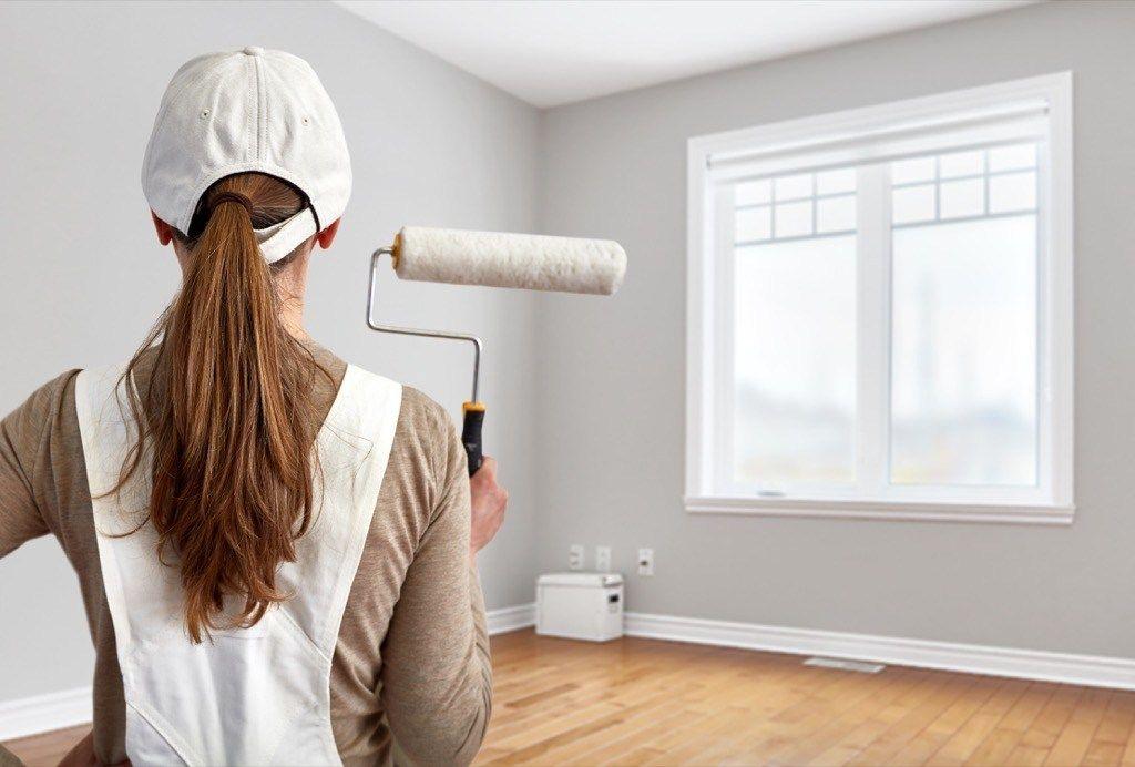 Los mejores consejos para pintar paredes interiores