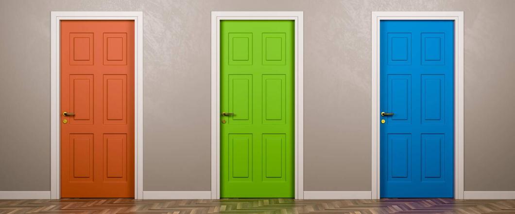 Cómo pintar cualquier puerta de metal